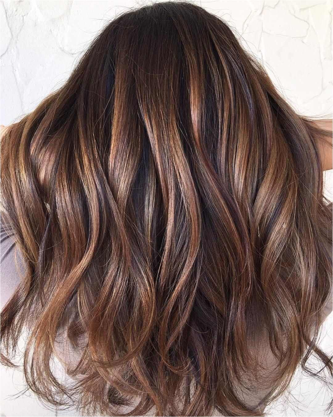 Hairstyles Copper Highlights 20 Tiger Eye Hair Ideas to Hold to Hair