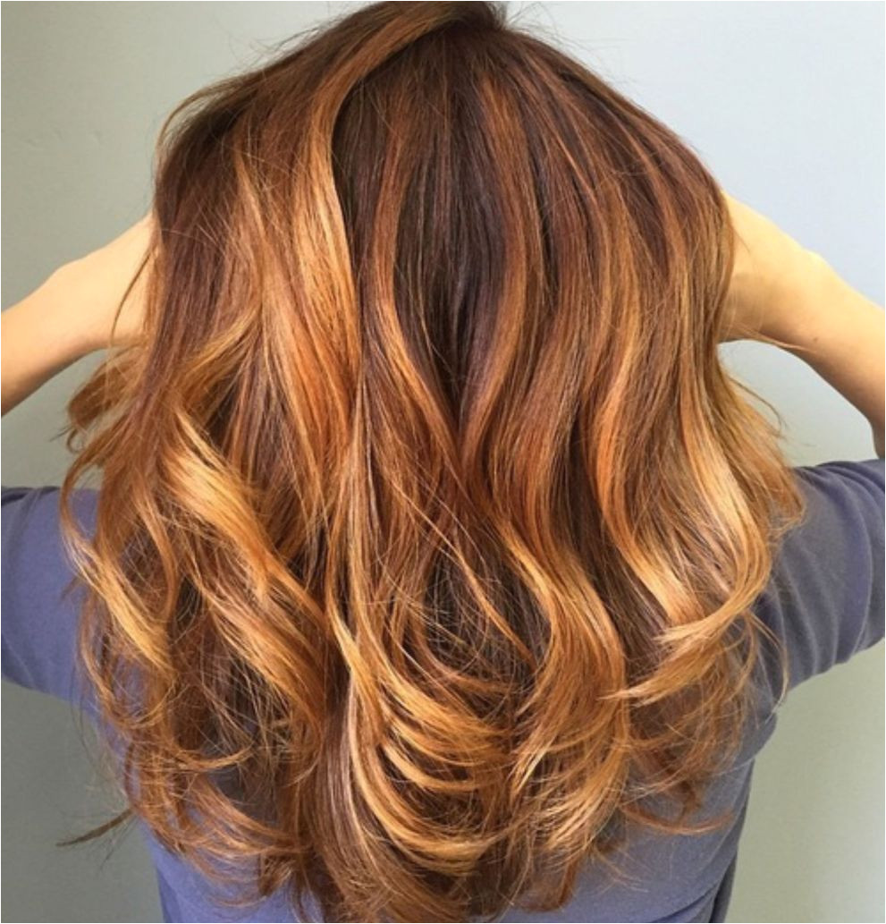 Hairstyles Copper Highlights 60 Auburn Hair Colors to Emphasize Your Individuality