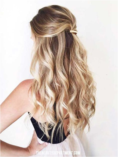 Amazing Half Up Half Down Hairstyles For Long Hair e and Done Easy Step By Step Tutorials And Tips For Hair Styles And Hair Ideas For Prom