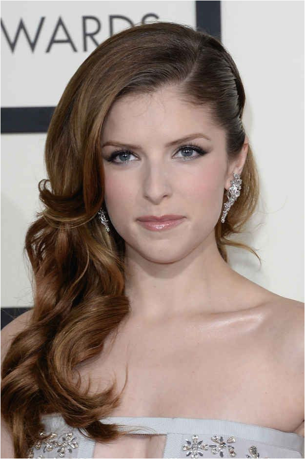 The 13 Most Stunning Red Carpet Looks At The Grammys Wedding Hair To Side Wedding