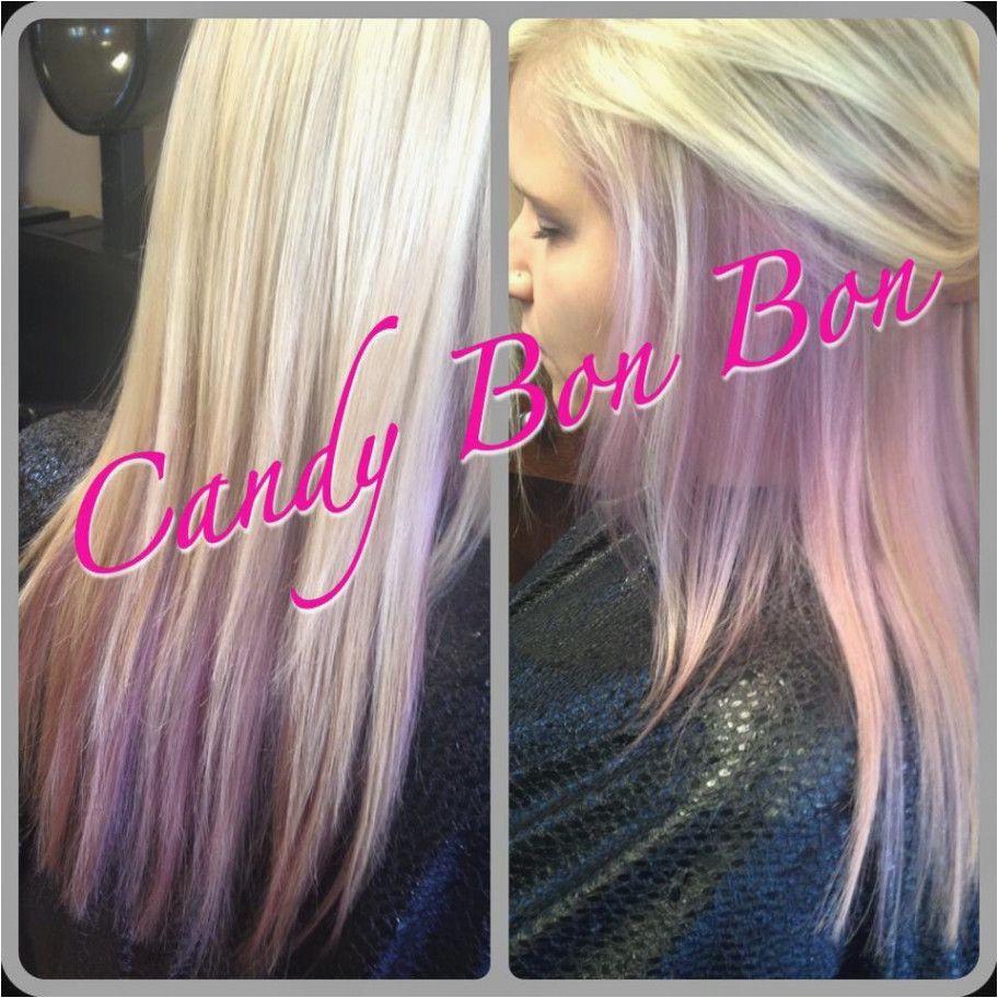 Haircuts · Dyed Hair · Light Pink Hair Pastel Pink Hair Pink Hair Tips Hair Color Underneath