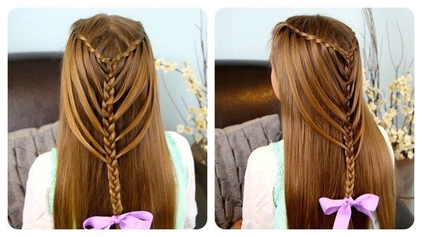 Easy Hairstyles For Long Hair To Do At Home