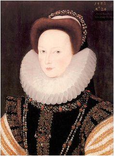 1582 Anne Knollys by Robert Peake the Elder Denver Art Museum Denver USA