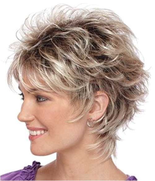 Very Stylish Short Hair For Women Over 50