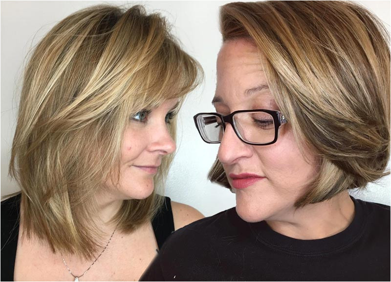 Haircuts & Hairstyles for Women Over 50