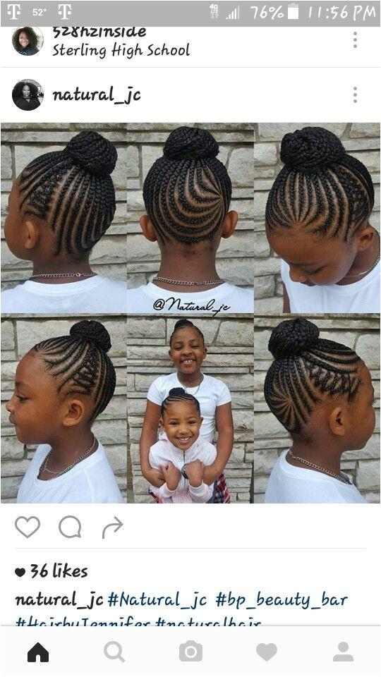 Black Little Girl Hairstyles Black Girl Hair Little Black Girls Braids Black Girl