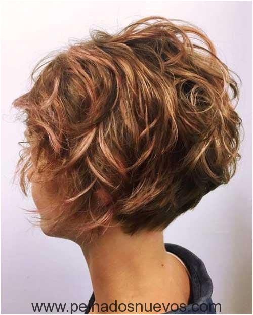 Rizado Estilo Short Hairstyles For Women Hairstyles Haircuts Bob Haircuts Short Hair Cuts