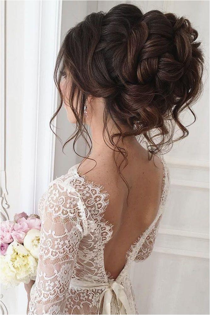 30 Elegant Wedding Hairstyles For Stylish Brides ❤ Elegant wedding hairstyles are always in trend