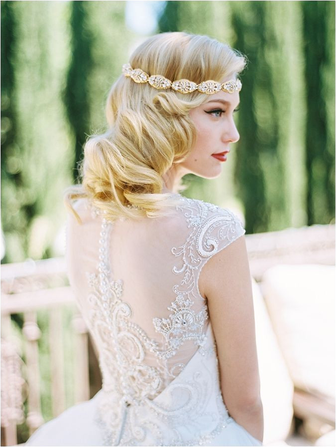 Elegant and Classic Bridal Hairstyles see more on thesoutherncaliforniabride