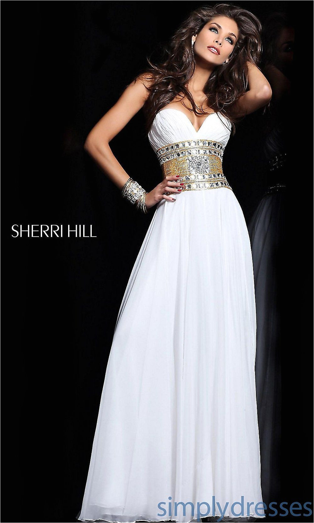 Hair and make up Love Formal Dresses Evening Dresses