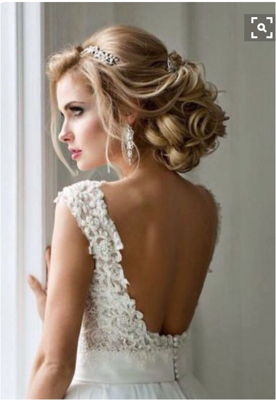 Hair For Bride Makeup For Brides Hair Style Bride Bride Veil Bridal