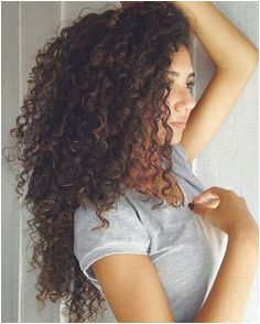 Curly hair is truly beautiful This is actually similar to my hair only she has