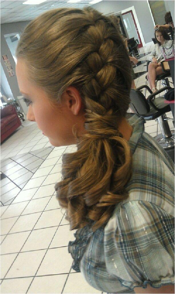 Jr Bridesmaids Hair