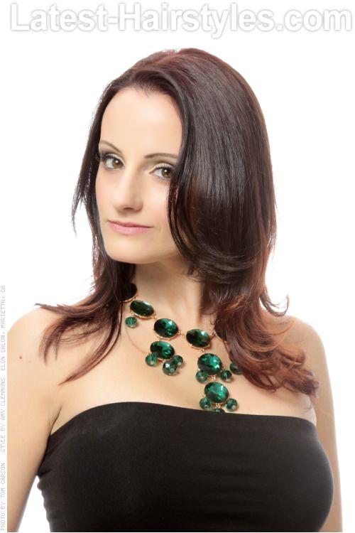 Super Fun Layered Hairstyles for Medium Length Hair