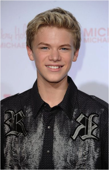 Cool Short Spike Hairstyle with Gold Hair Color for Teen Boys from Kenton Duty