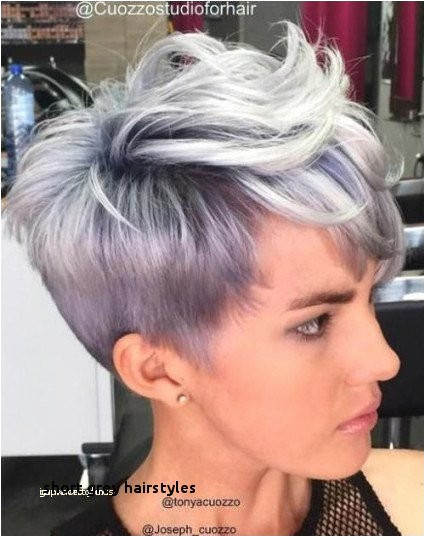 Hairstyles for Coarse Thick Grey Hair Re Mendations Short Hairstyles for Grey Hair Lovely Short Grey