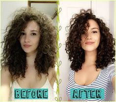 DevaCut Before & Afters That Will Make Your Jaw Drop Curly Hair 2cCurly Hair HaircutsMedium