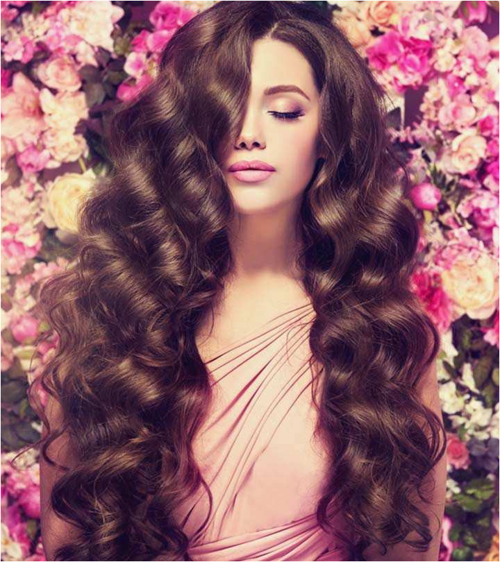Easy Hairstyles for Girls to Do at Home Lovely Easy Hairstyles for Curly Hair to Do