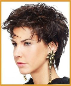 Short Chunky Hairstyles For Thick Curly Hair