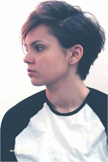 Hairstyles for Short Hair La s Curly Short Hair Style Magnificent Cool tomboy Haircut 0d