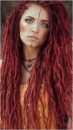white girls with Dreadlocks Bohemian Hairstyles Cool Hairstyles Female Hairstyles Dreadlocks Long