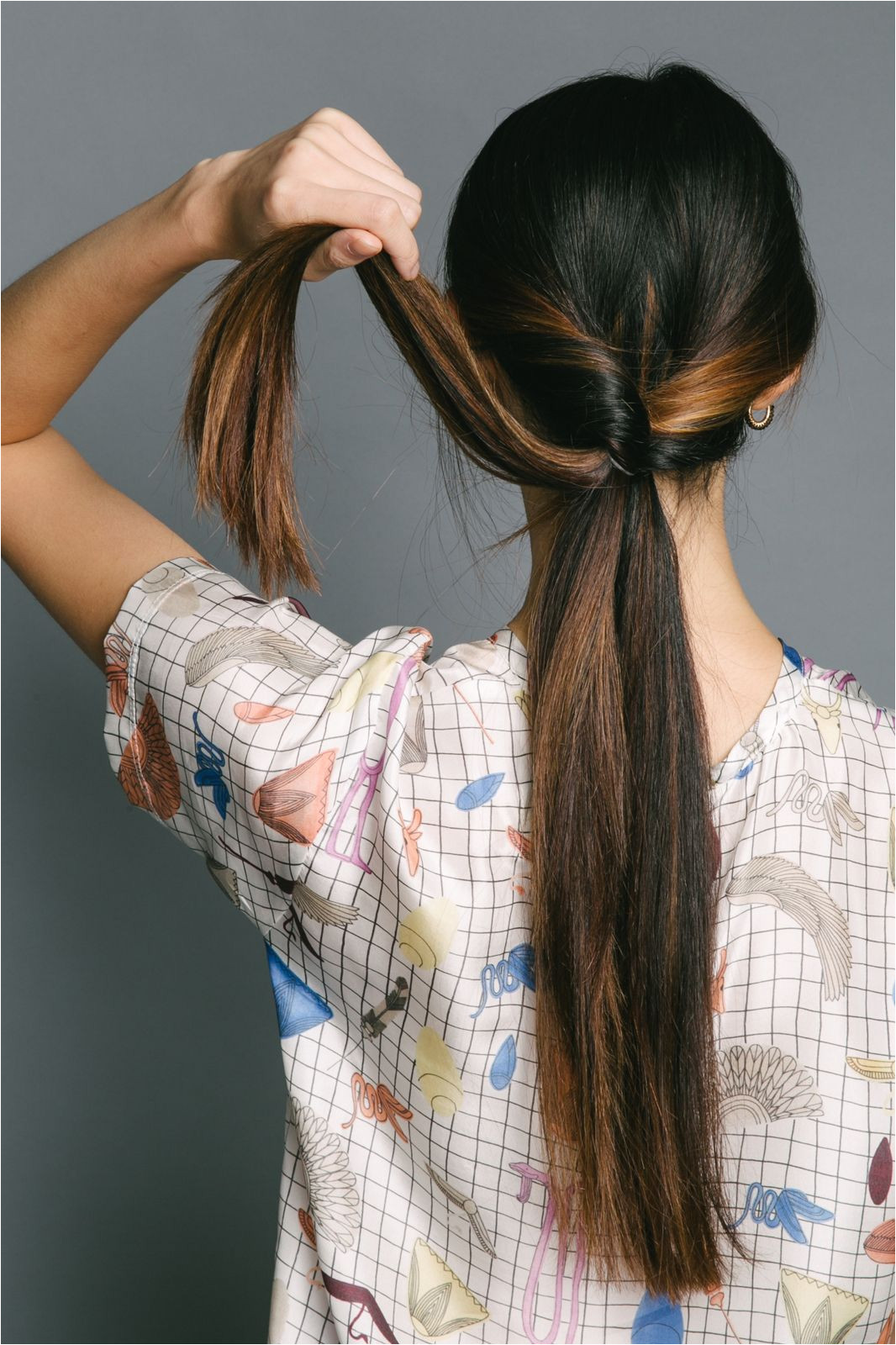 5 easy non boring hairdos that are PERFECT for everyday wear