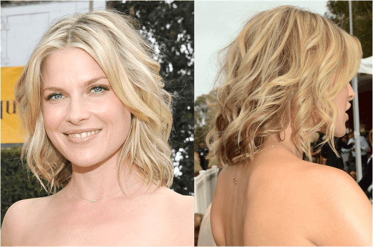 The Secret to the Perfect Medium Length Hairstyle