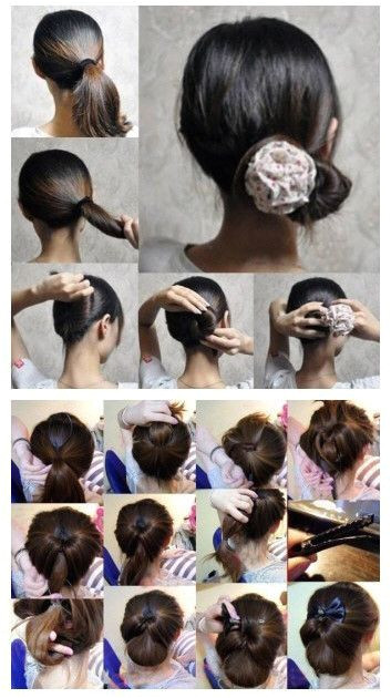 Easy prom hairstyles for medium hair step by step hair beauty