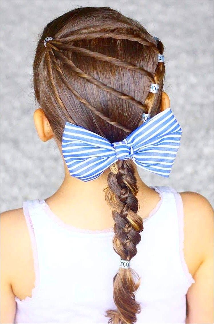 Cute Girls hairstyle Kids hair braids School hair Easy hairstyles Hairstyles for little girls Toddler hairstyles