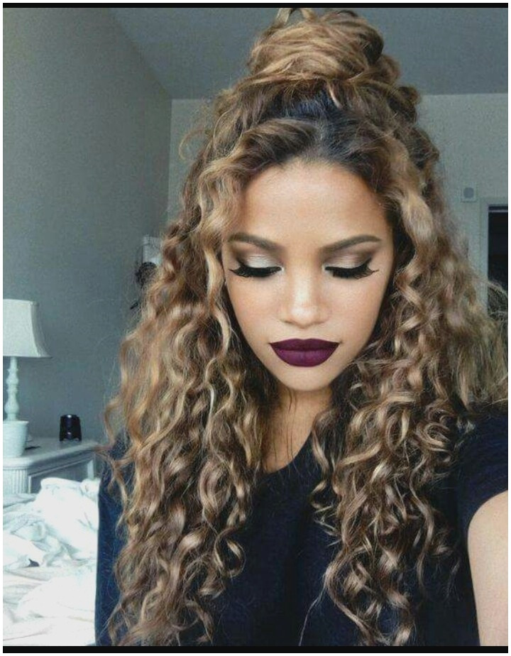 2019 Curly Hairstyles for Long Hair Inspirational Cute Hair Style Luxury Punjabi Hairstyle 0d Improvestyle In