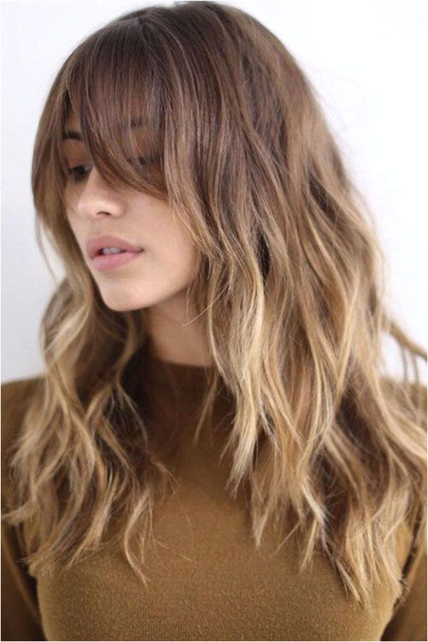 Hair Colors Ideas & Trends for the Long Hairstyle Winter 2018 2019
