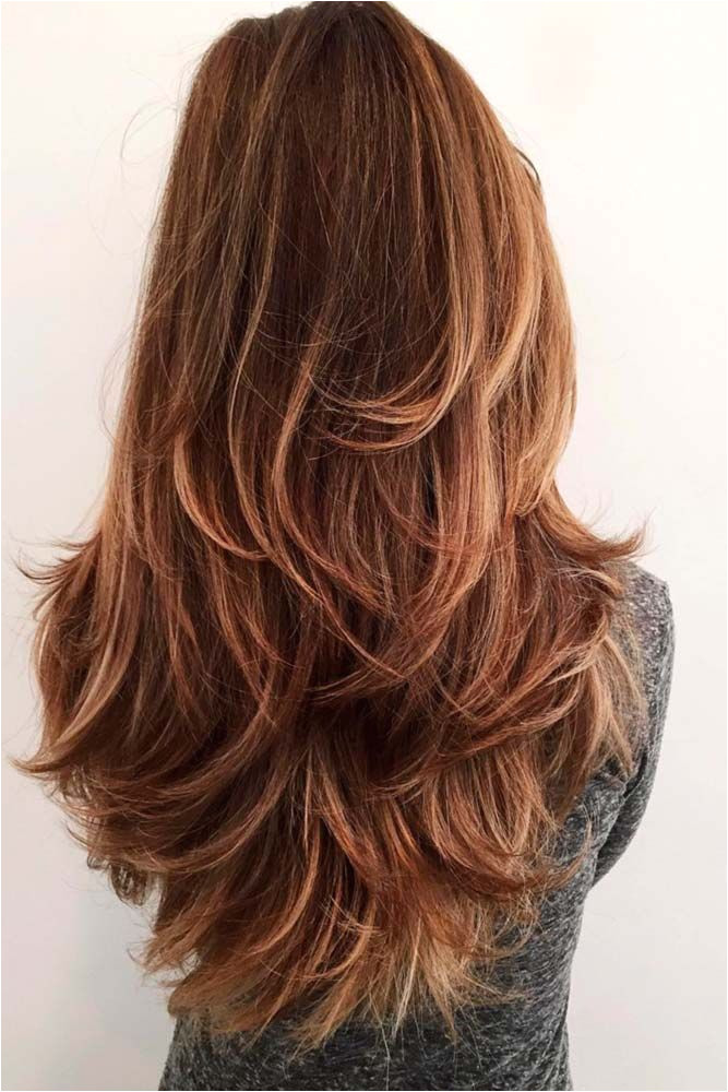 Gorgeous Long Layered Haircuts For Girls Who Love Long Hair ☆ See more