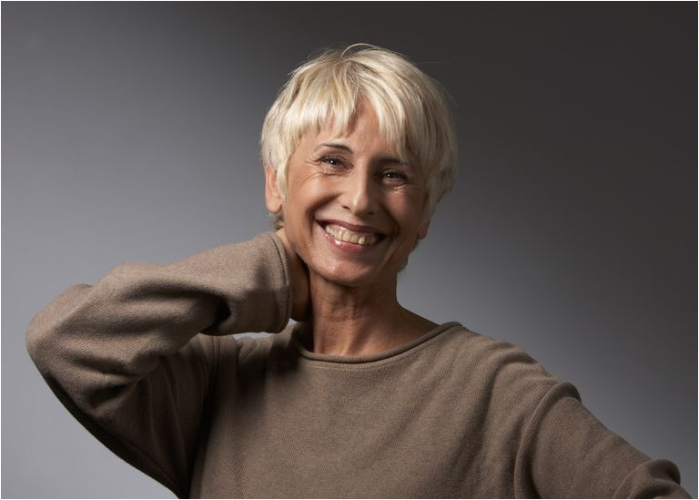 Hairstyles for Over 50 with Grey Hair 34 Gorgeous Short Haircuts for Women Over 50
