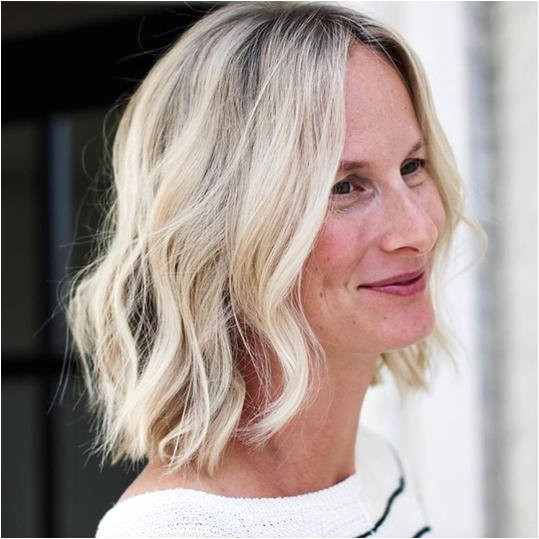 Hairstyles for Over 50 with Grey Hair the Best Hair Color for Women Over 50 southern Living