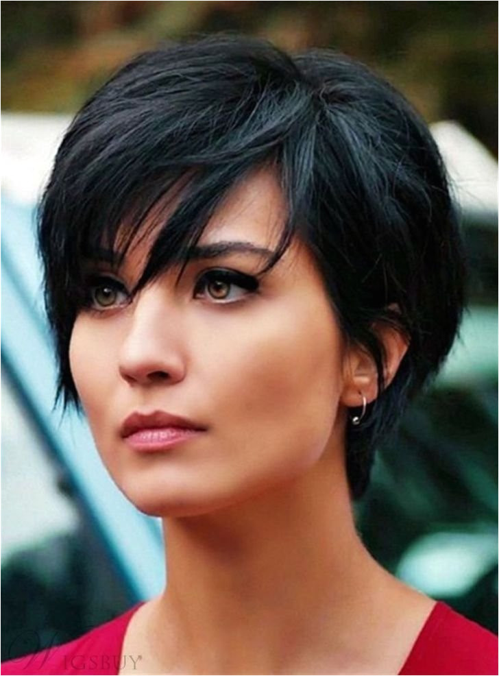 Bob Hairstyles for Round Faces Black Hair Black Bob Hairstyles Unique Girl Haircut 0d Improvestyle