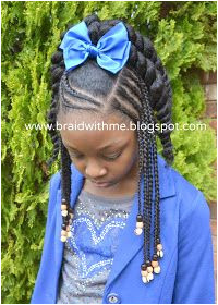 Braid with Me Natural Hair for Tweens Natural Hairstyles For Kids Cute Hairstyles