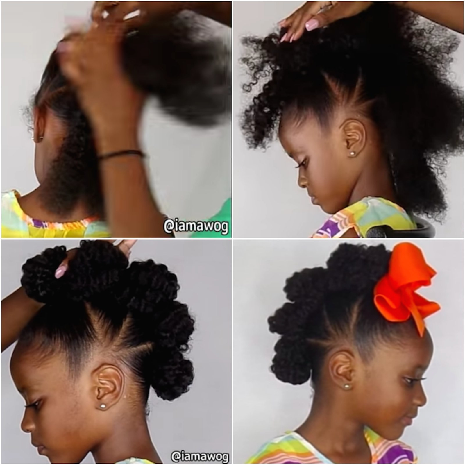 lazy parent hairstyle ideas
