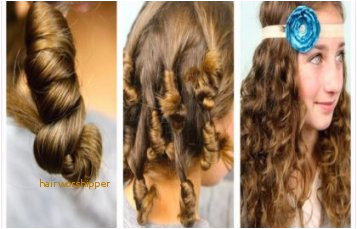 Beautiful New Easy Hairstyles for School Dailymotion