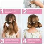 Lazy Hairstyles Plan Little Girls Easy Hairstyles for School Google Search … Lazy