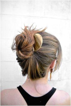Hair Barrettes Cute Hairstyles Wedding Hairstyles Stylish Hair