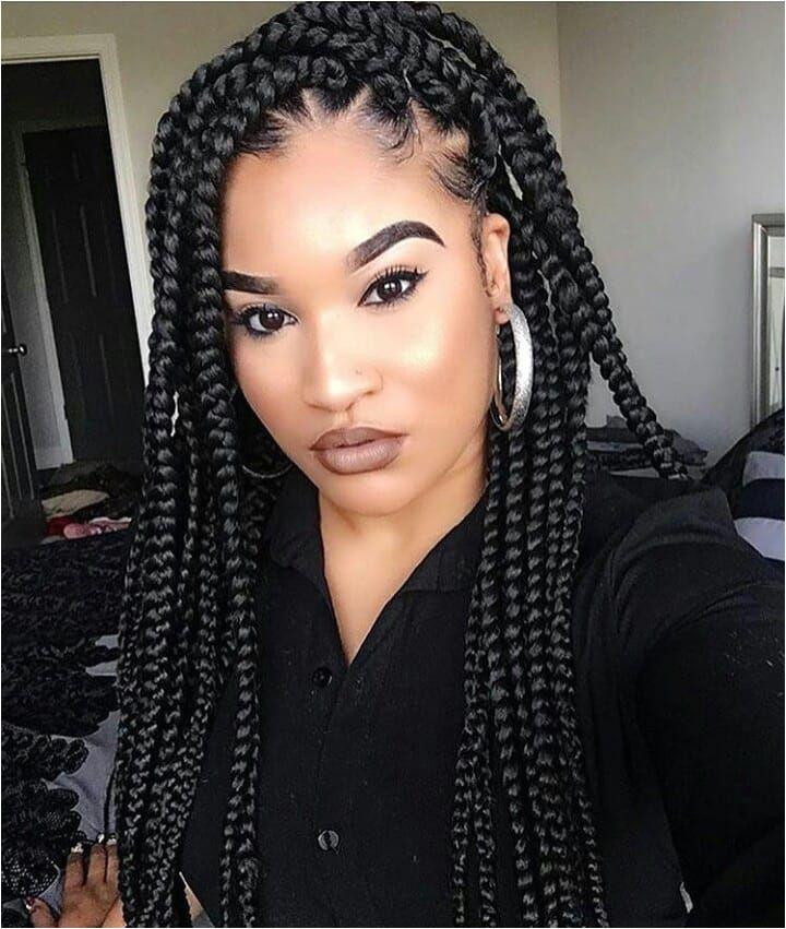 Cute Box Braids Hairstyles You Will Love