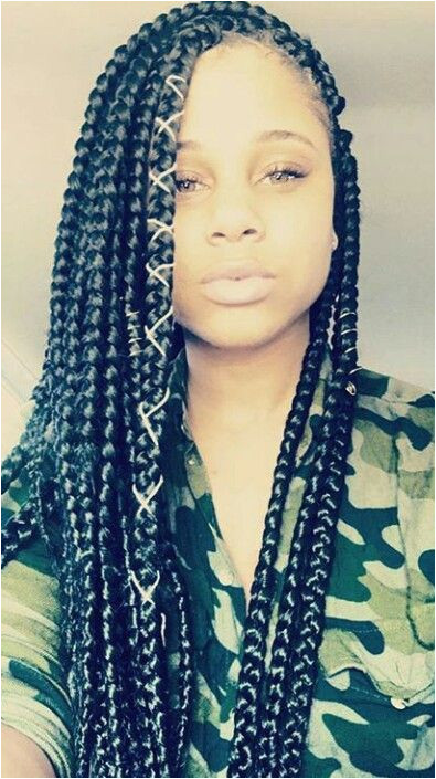 Individual braids Poetic justice Natural Braided Hairstyles Box Braids Hairstyles Dreadlock Hairstyles