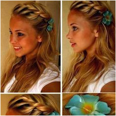 ♥for my Mizzy to put her hawaiian hair accesories to work