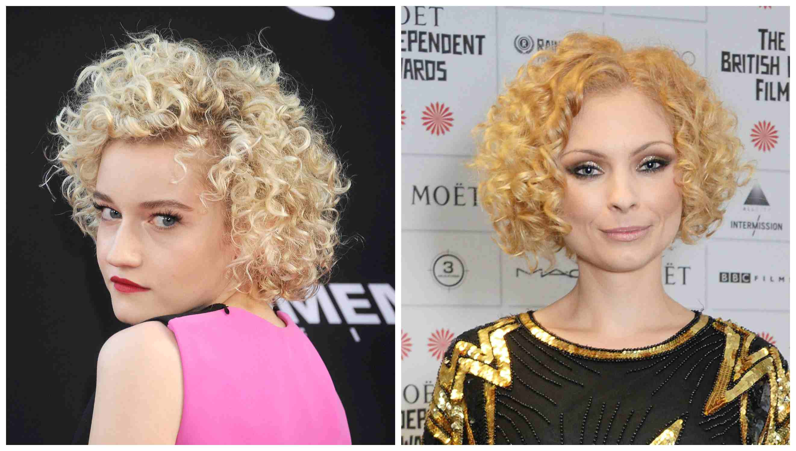 Hairstyles for Short Blonde Curly Hair 18 Short Curly Hairstyles that Prove Curly Can Go Short