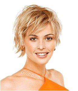 Image detail for Short Haircuts For Round Faces And Thin Hair