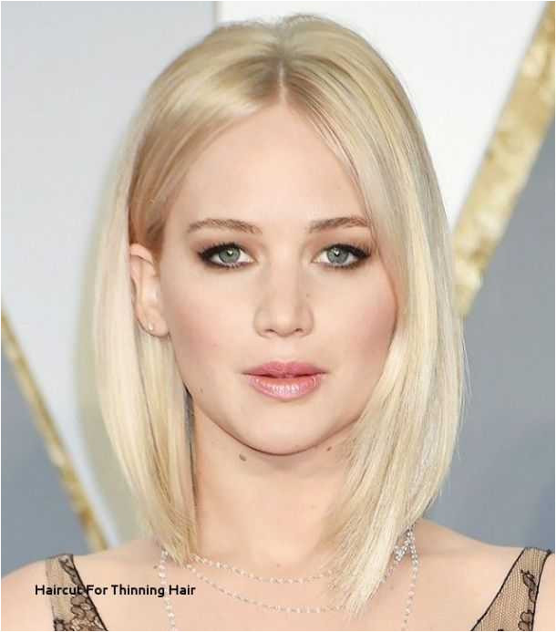Short Hairstyles for Oval Faces and Thick Hair Lovely Nice Haircut for Thinning Hair Short Haircut