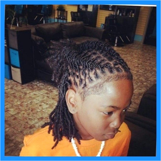Image result for short dreads styles
