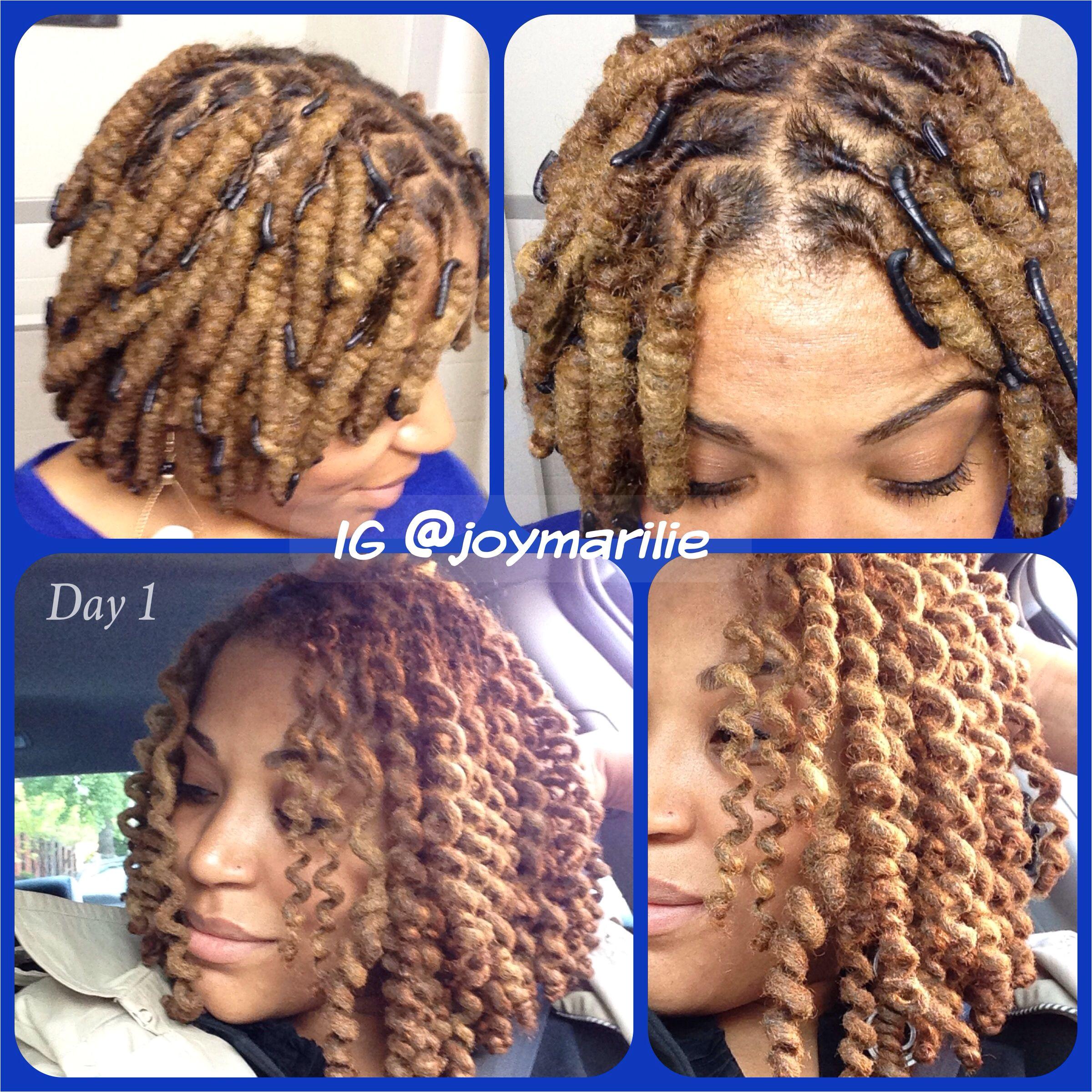 Perfect loc spirals Dreadlock Hairstyles