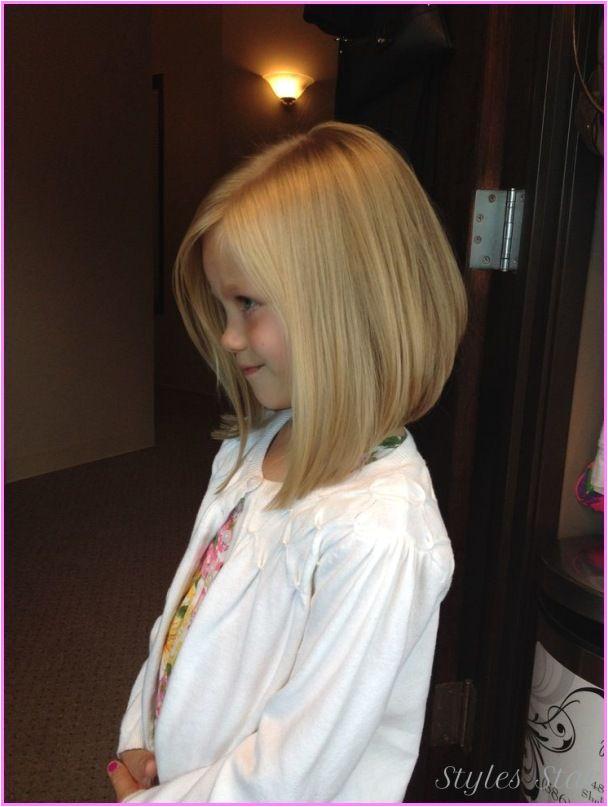 awesome little girls haircut angled bob more little girls hair cut little girl