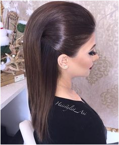 40 Fetching Hairstyles for Straight Hair to Sport This Season Straight Hairstyles Prom Wedding Hairstyles